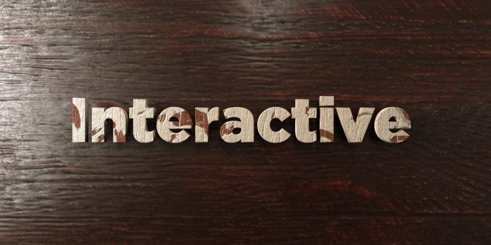 interactive content