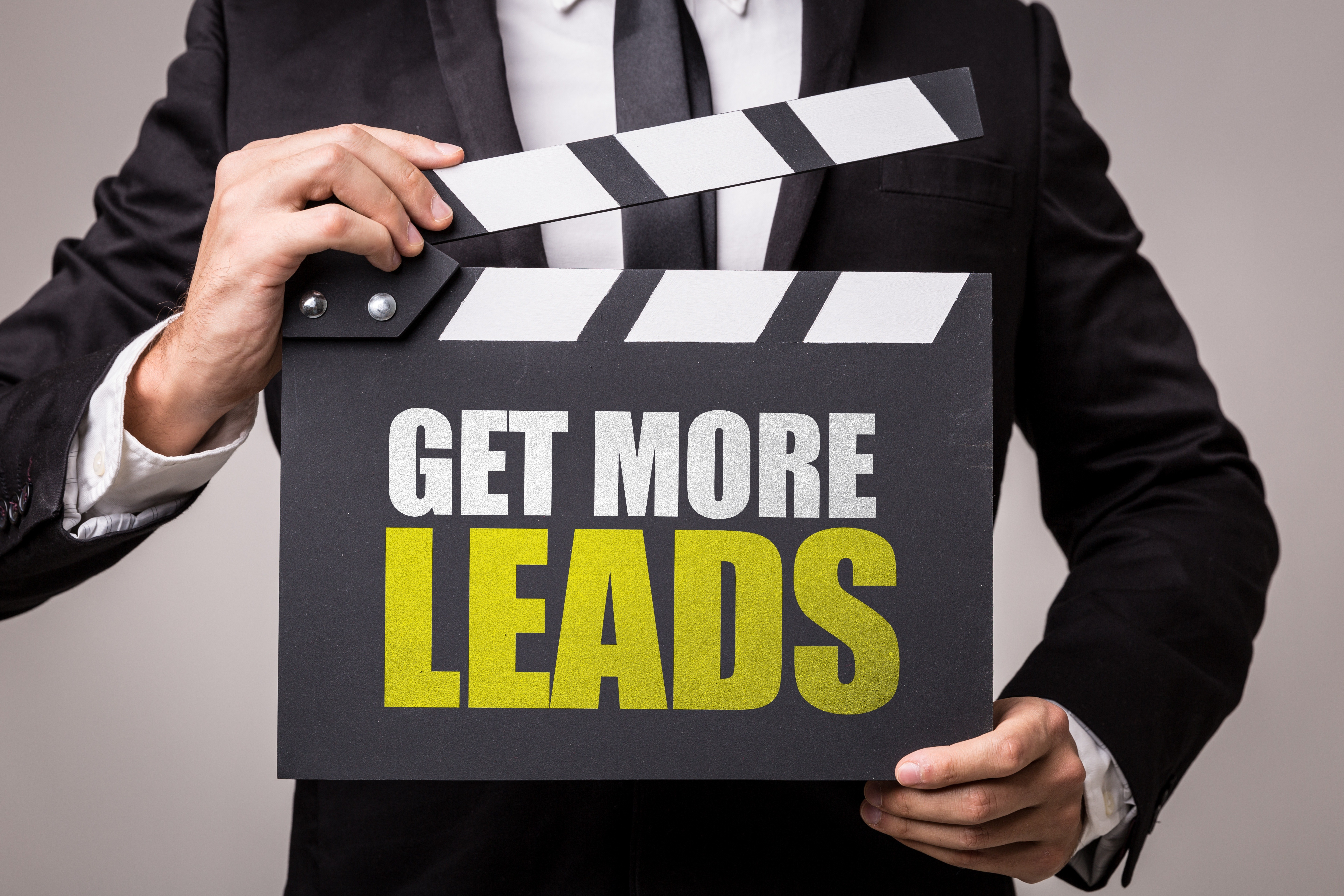 get more leads with inbound