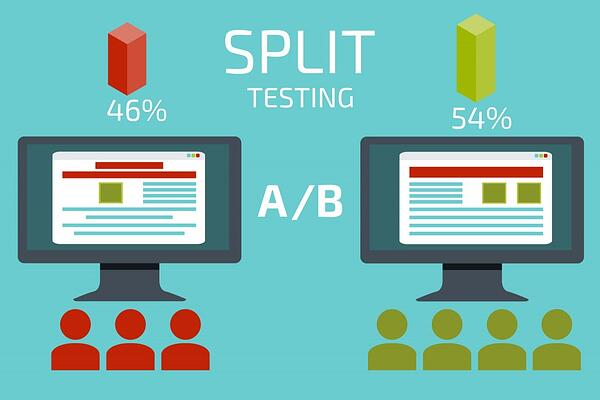 google adwords consultant -split testing