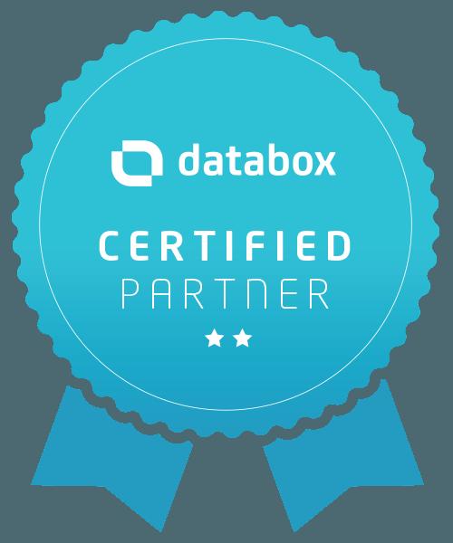 Databox Certified Partner