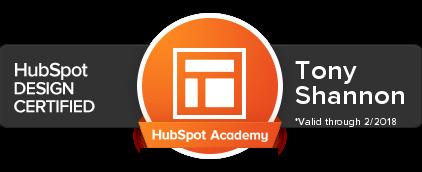 hubspot design certified risefuel