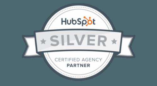 RiseFuel HubSpot Silver Certified Agency Partner
