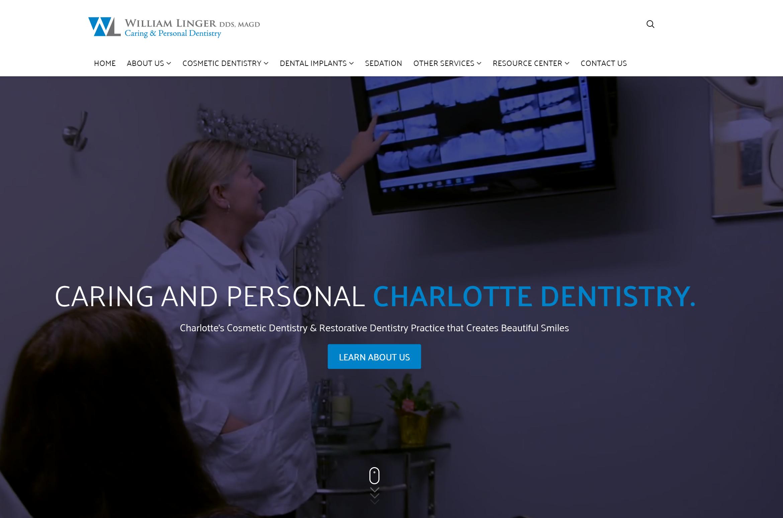 dr linger website