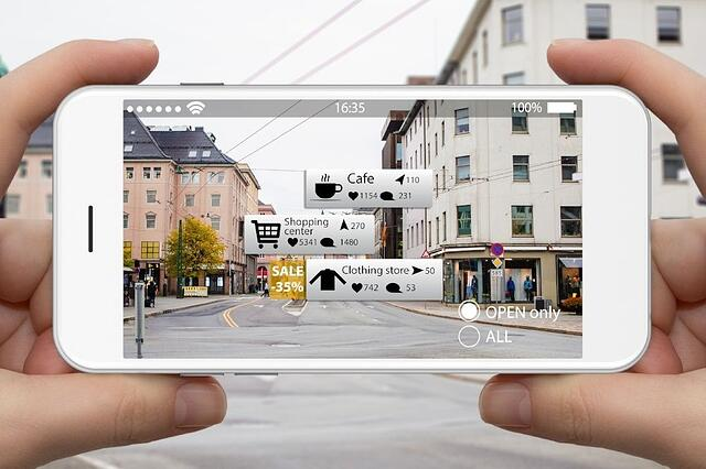 Augmented Reality Drive Growth