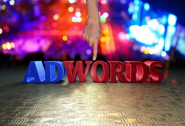 google advertising adwords