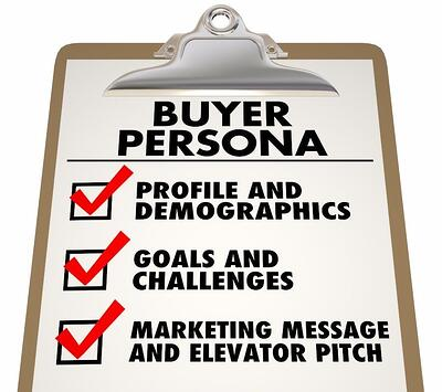 relationship marketing with buyer personas