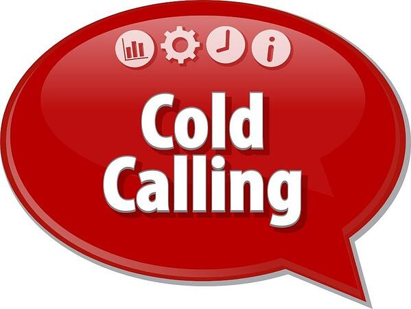 what is cold calling