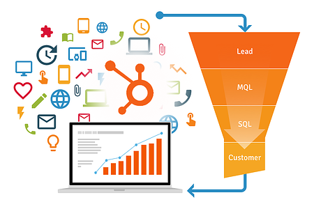 lead-to-customer-funnel-hubspot
