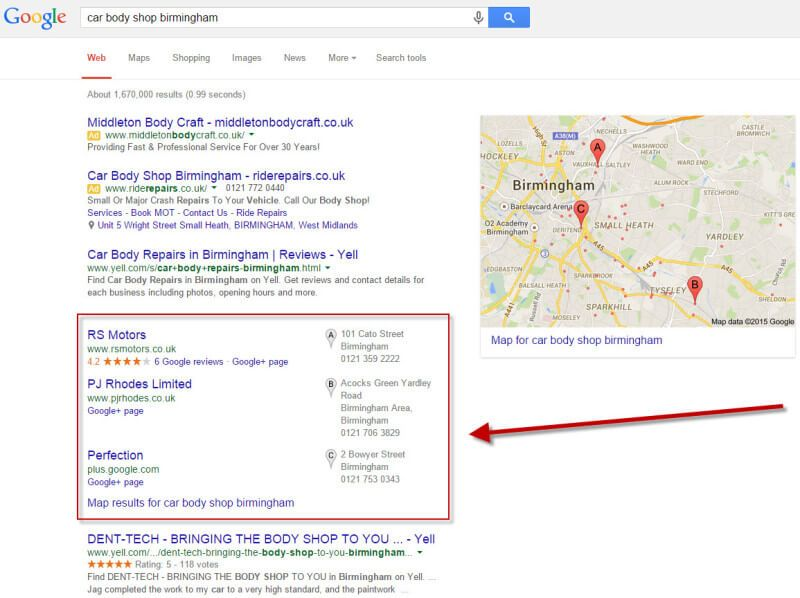 missing business without SEO
