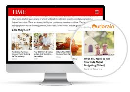 outbrain content sharing