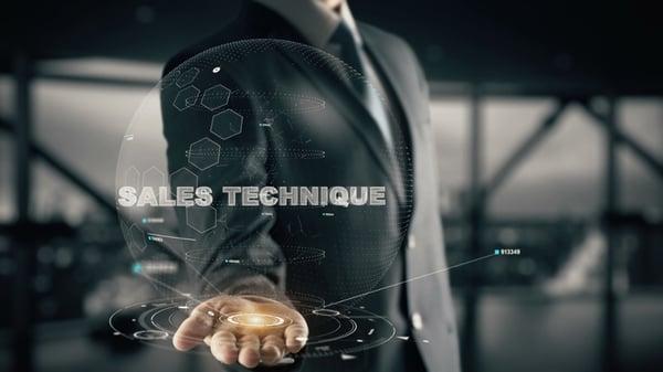 sales techniques-1