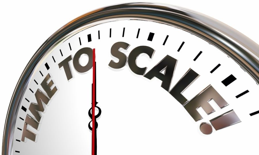 scale your business with inbound marketing