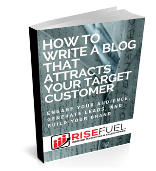 how to write a blog that attracts