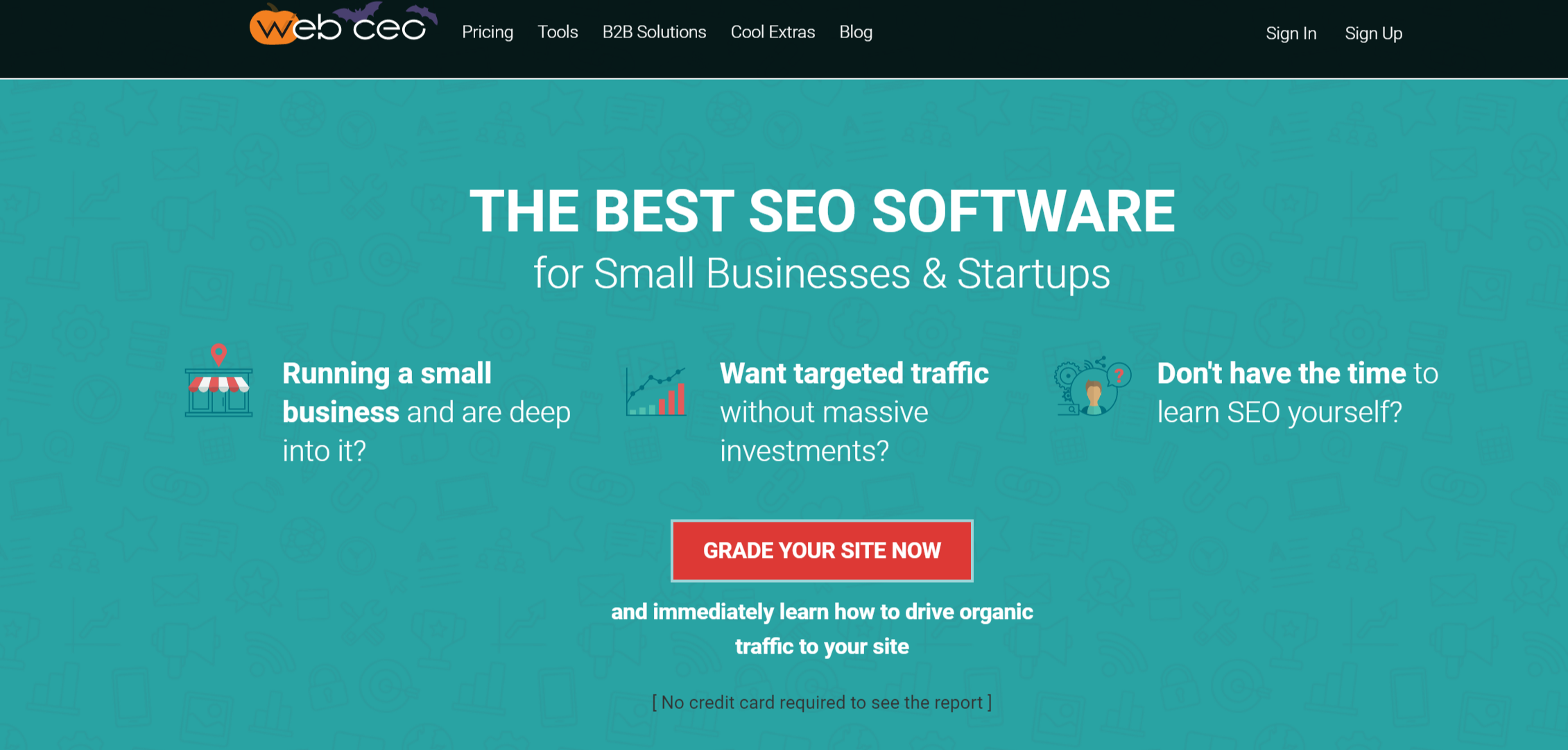 seo software from webceo