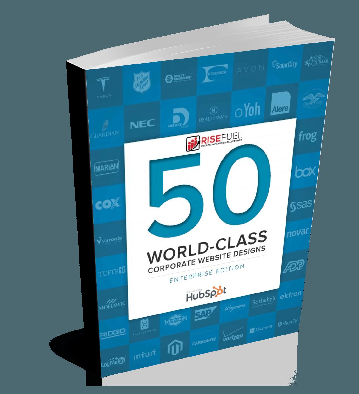 website designs ebook