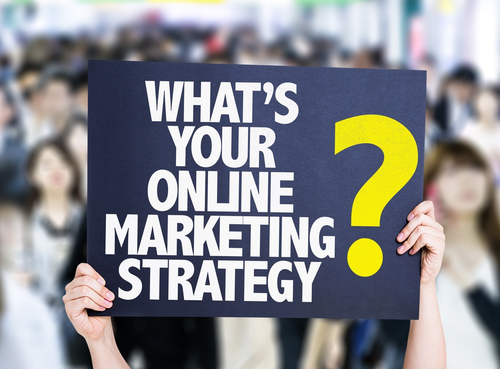 Online Marketing Strategy to Increase Website Traffic