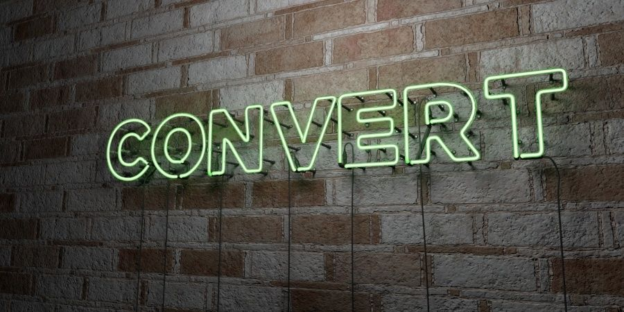 Convert: The Second Phase of Inbound Marketing