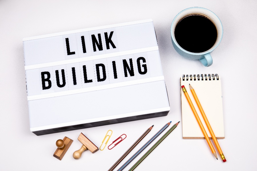 Link Building Strategies - Effective & Efficient
