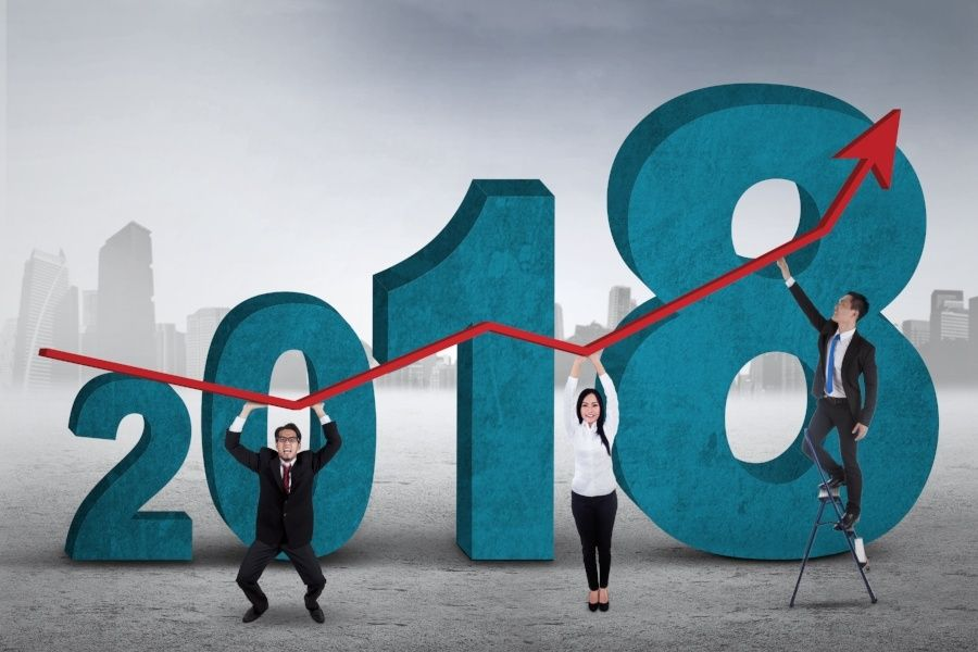 8 Examples: How Has Sales Changed in 2018?